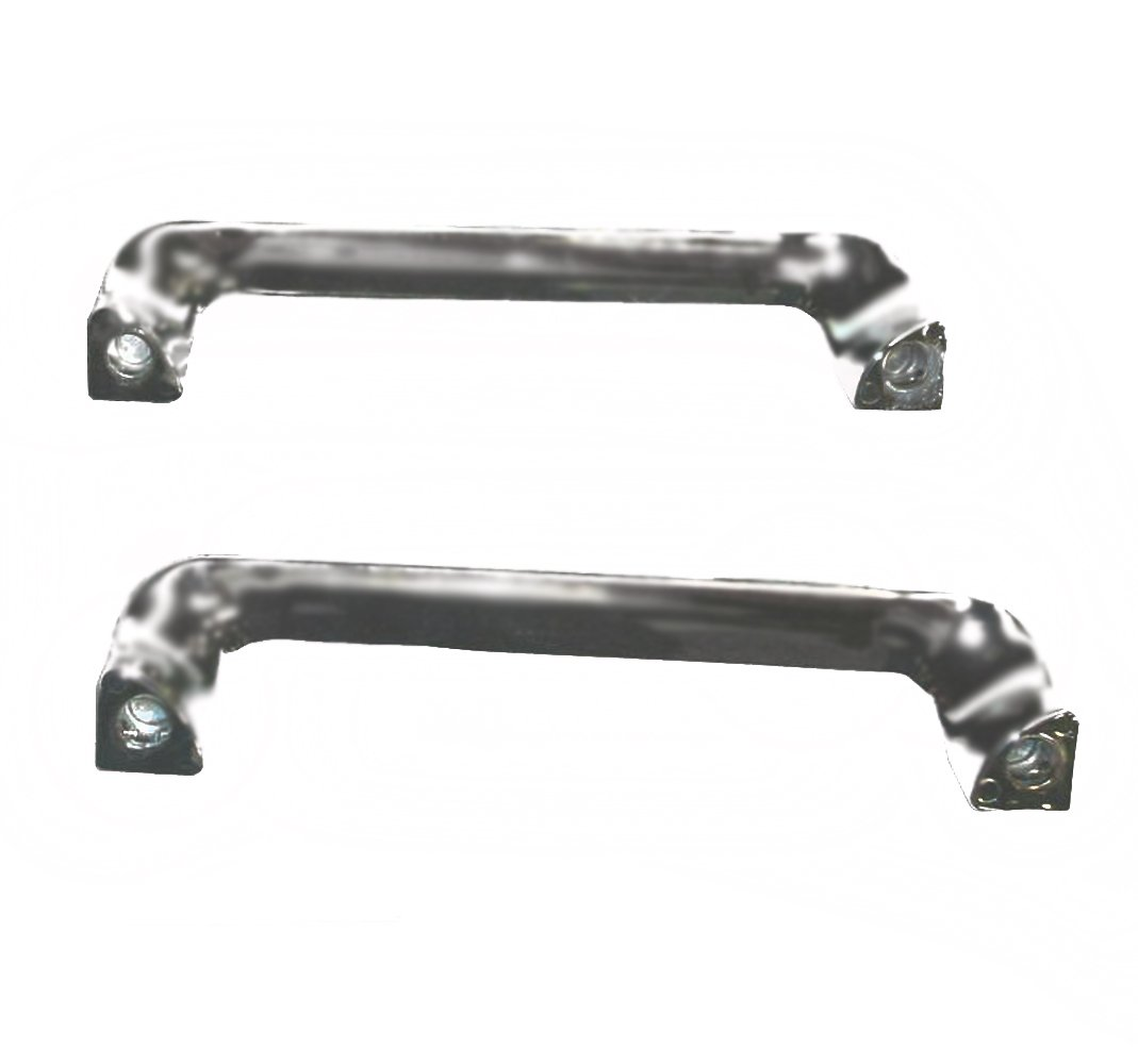 American Standard 9822.200.295 Grab Bar Kit, 2-Piece, Satin Nickel