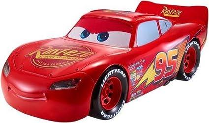 Disney Coches Pixar Cars 3 la película se Mueve vehículo de Mcqueen del relámpago: Amazon.es: Juguetes y juegos