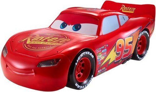 Disney Cars Pixar Cars 3 Movie Moves Lightning McQueen Vehicle