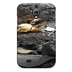 Galaxy Case - Tpu Case Protective For Galaxy S4- Fall Leaves