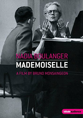 Nadia Boulanger - Mademoiselle for sale  Delivered anywhere in USA