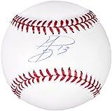 Jurickson Profar Texas Rangers Autographed Baseball - Fanatics Authentic Certified - Autographed Baseballs