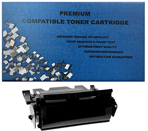 ALL CITY USA REMANUFACTURED Toner Cartridge Replacement for IBM INFOPRINT 1332/1352/1372 (Black) HIGH Yield ()