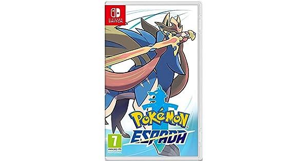 Pokémon: Espada: Amazon.es: Videojuegos
