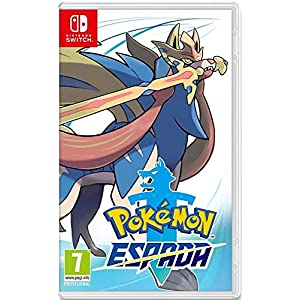 Pokémon: Espada 51DNOlTWd7L