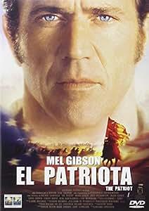 Comprar dvd amazon patriot