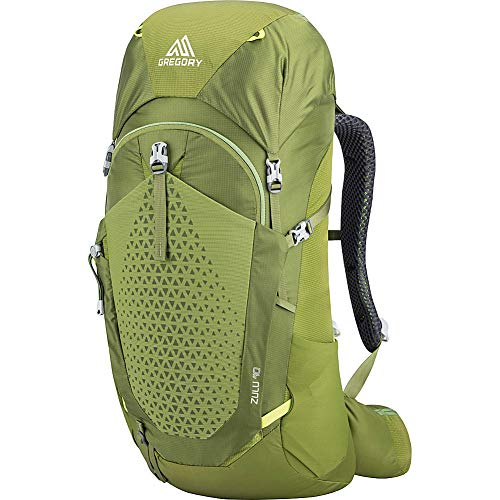 Gregory Zulu 40 SM/MD Hiking Pack (Mantis Green)