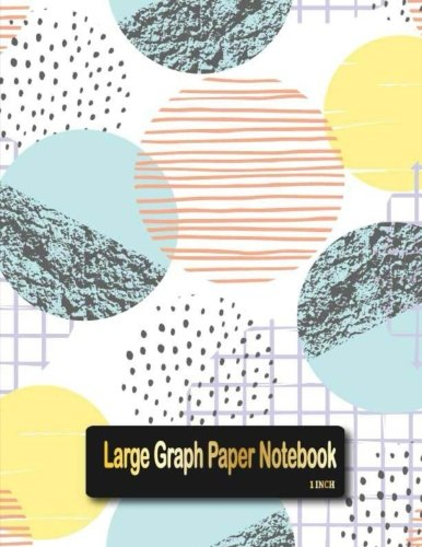 (Large Graph Paper Notebook 1 Inch: Notebook Worksheet 70 Squares Graphing Grid Paper Spiral Arranged 7 by 10 Squares. Double Sides Blank Quad Ruled ... DM Gaming Student Classroom) (Volume 2))