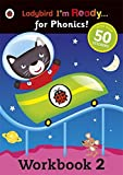 Workbook 2: Ladybird I'm Ready for Phonics (Im Ready for Phonics Level 02)
