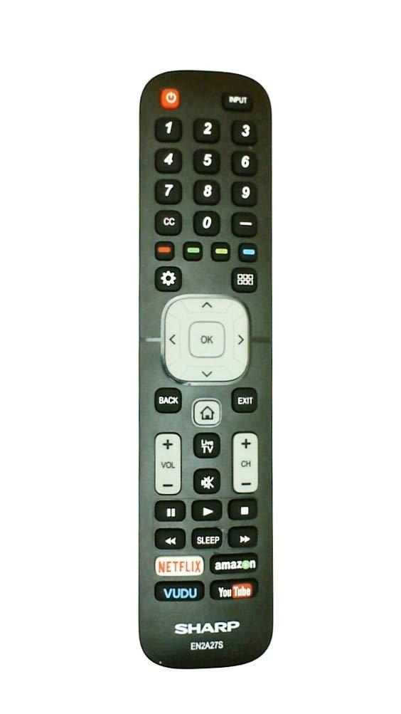 Control Remoto Original Sharp EN2A27S TV Sharp Smart LCD ...