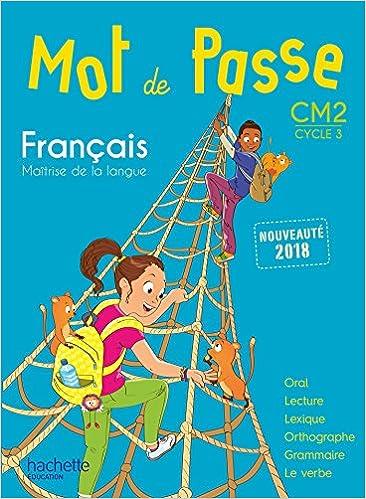 Francais Cm2 Livre De L Eleve 9782016271636 Amazon Com