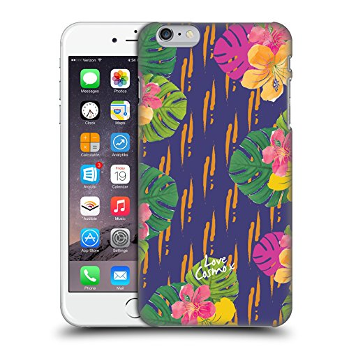 Official Cosmopolitan Hawaiian Tropical Hard Back Case for Apple iPhone 6 Plus / 6s Plus