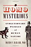 Homo Mysterious, David P. Barash, 0199751943