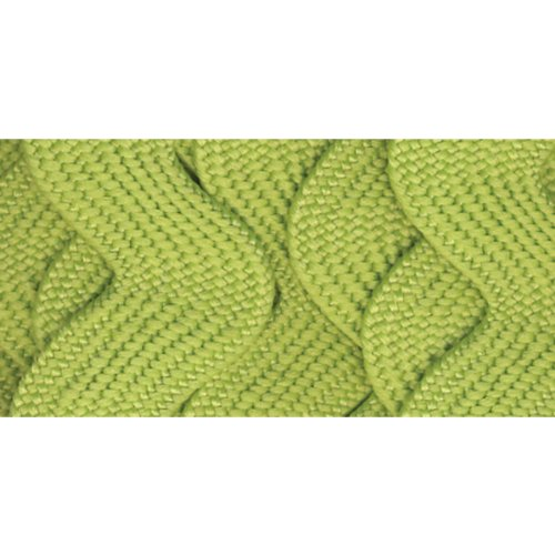 Wright Products 117-402-922 Wrights Polyester Rick Rack Trim, Leaf Green