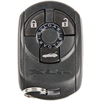ACDelco 10354923 GM Original Equipment 3 Button Keyless Entry Remote Key Fob