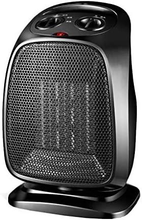 1500Wミニセラミックファンの自動振動と3つの加熱設定