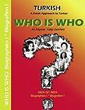 WHO IS WHO - Biographies I / Biografien I, Katja Zehrfeld and Ali Akpinar, 3837045528