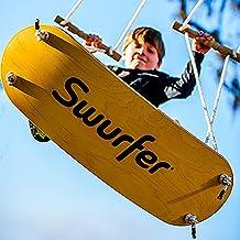 Swurfer Swingboard, Handcrafted Tree Swing