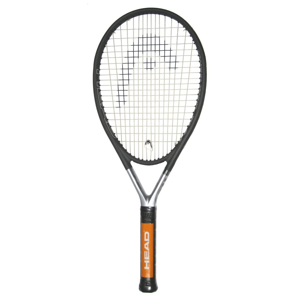 HEAD Ti S6 Tennis Racket Pre-Strung Head Heavy Balance 27.75 Inch Racquet - 4 1/2 In Grip