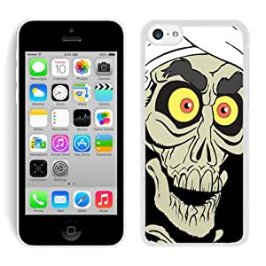 Fashionable achmed face White Cell Phone Case for iPhone 5c Generation