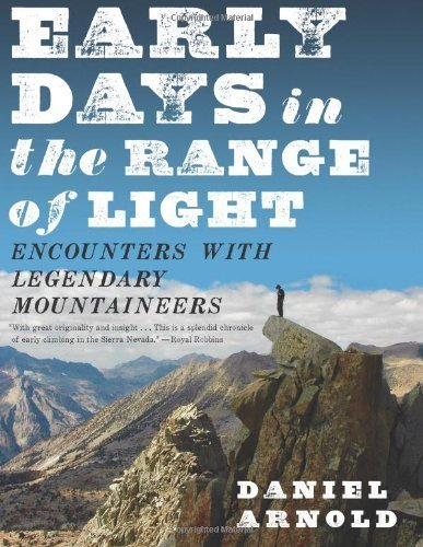 early days in the range of light - 3