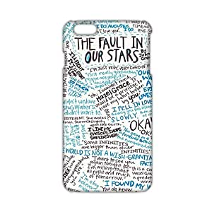 Angl 3D Case Cover The Fault in our Stars Phone Case for iphone 6 4.7