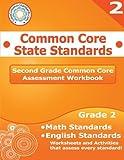 Second Grade Common Core Assessment Workbook, CoreCommonStandards.com, 1495910423