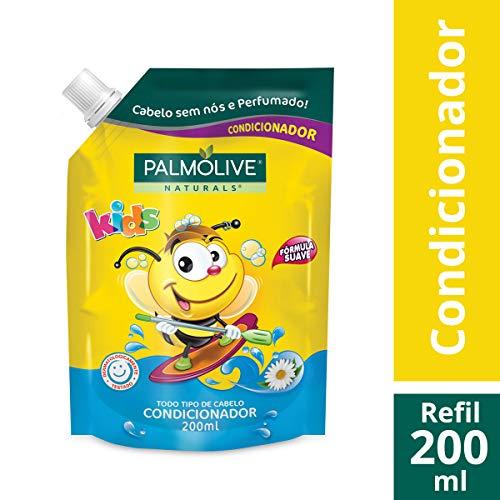 Condicionador Palmolive Naturals Kids Todo Tipo de Cabelo 200ml Refil