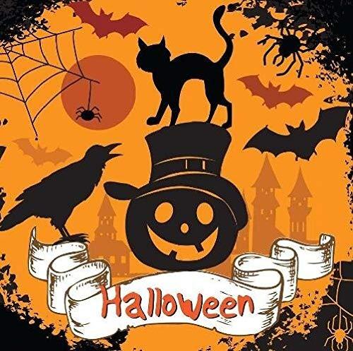 Cat Halloween Gif - Jigsaw Puzzle 1000 Piece Adult Halloween