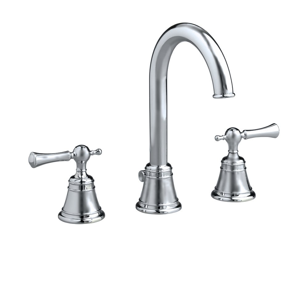Jado 842/813/144 Hatteras Widespread Lavatory Faucet with High Spout ...