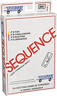 Travel Sequence - The Exciting Strategy Game in a Compact Travel Case!