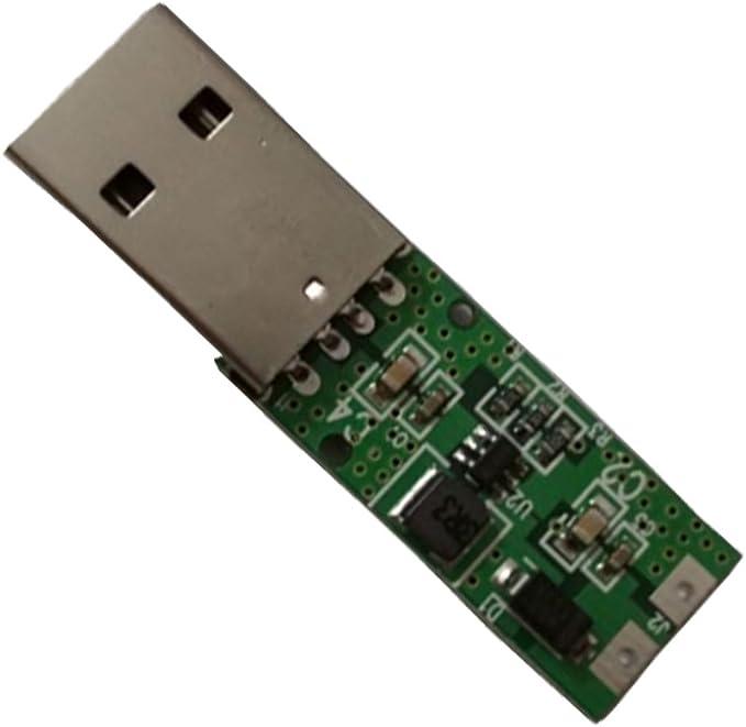 DC-DC Converter Charging Cable USB 5V to 12V Jack Step-up Power Boost Module UK