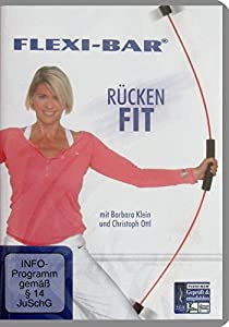 Flexi-Sports Flexi-Bar-DVD Rücken Fit mit Barbara Klein