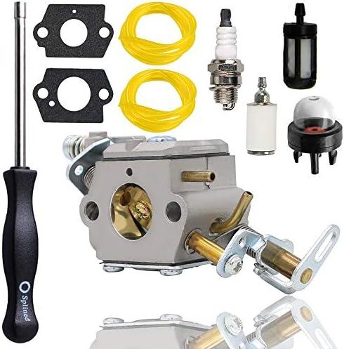 10 Pack pour Homelite ECHO ZAMA Carburetors Primer ampoule ampoules 21.7 mm x 19 mm