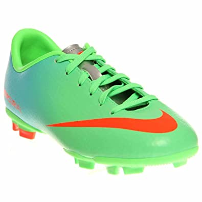 Nike Men s Neo Lime Metallic Silver Polarized Blue Total Crimson Rubber  Youth Jr Mercurial Victory Iv Fg Soccer Cleat -1.5 M Us  Buy Online at Low  Prices in ... 1455163e9d4b6