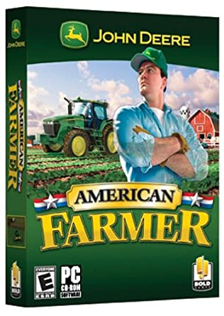 Buy John Deere American Farmer Pc Online At Low Prices In India Global Star Video Games Amazon In