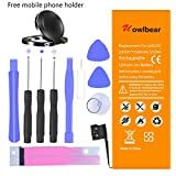 Uowlbear 1560mAh iP 5S/5C Battery Replacement for iPhone - Best Reviews Guide