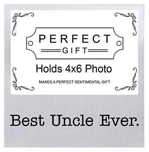Uncle Fathers Silver Landscape Picture