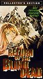 Return of the Blind Dead [VHS]