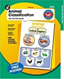 Animal Classification, Carson-Dellosa Publishing Staff, 0742428869