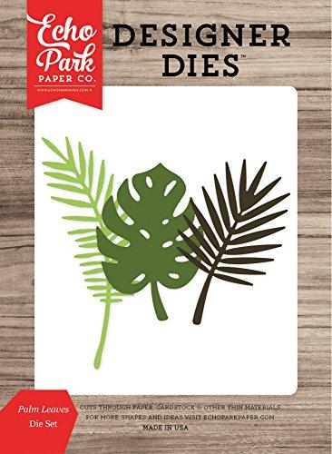 - Echo Park Paper Company Palm Leaves Die Set