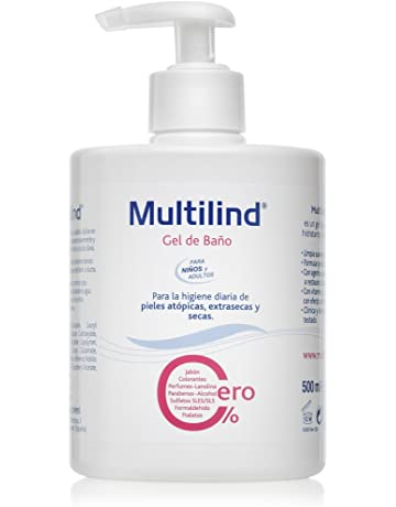 MULTILIND Gel de Baño 500ML