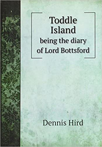 Book Toddle Island Being the Diary of Lord B