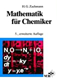 Mathematik Fuer Chemiker : Erweiterte Auflage, Zachmann, 3527292241