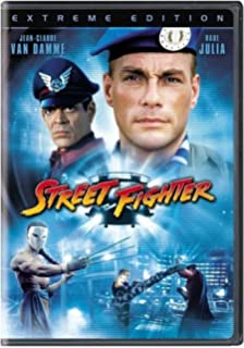 Amazon.com: Street Fighter II: The Animated Series: Street ...