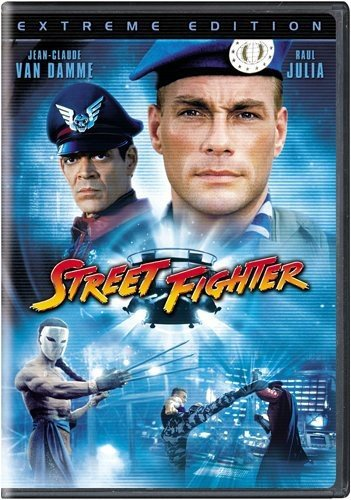Street Fighter (Extreme Edition)