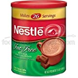 nestles hot chocolate fat free - Nestle Hot Chocolate Cocoa Mix, 7.33 Ounce - 12 per case.