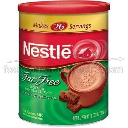 Nestle Chocolate Cocoa Ounce case