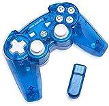 PDP Rock Candy Wireless Controller, Blue