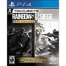 Tom Clancy's Rainbow Six Siege - Year 3 Gold Edition - PS4 [Digital Code]